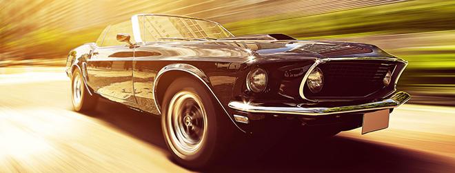 Como Lavar o Carro Foto Mustang