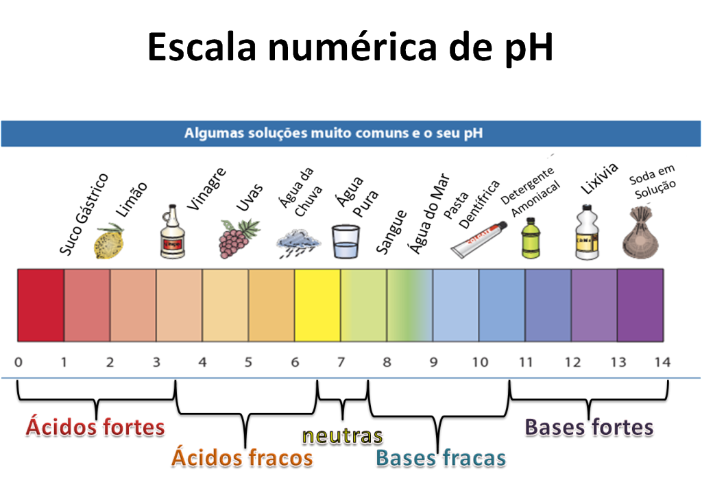 Escala de pH