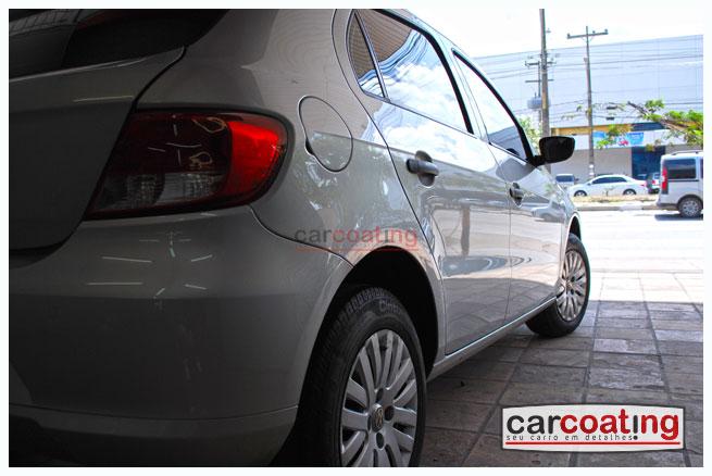 Car Coating dodo juice supernatural hybrid detalhe de realce estagio 03 VW Gol   Detalhe de Realce + Supernatural