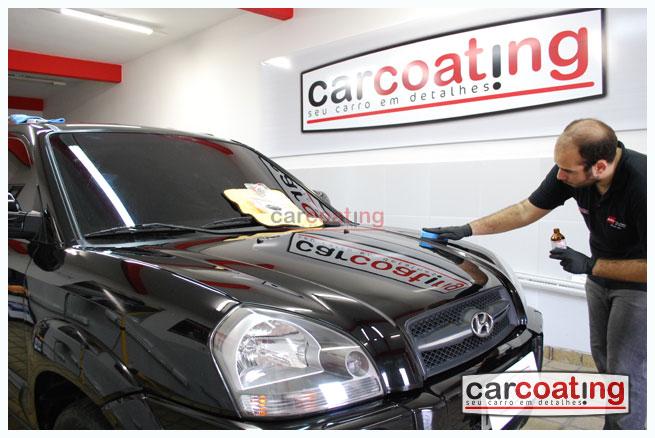 Car Coating vitrificacao de pintura detalhe de interior detalhe de correcao estagio 04 Hyundai Tucson   Detalhe Completo com TB Ultra Glass Coating NEO