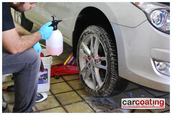 Car Coating tratamento polishangel%c2%ae detalhe de realce estagio 03 Hyundai i30   Detalhe de Realce + Tratamento Polishangel